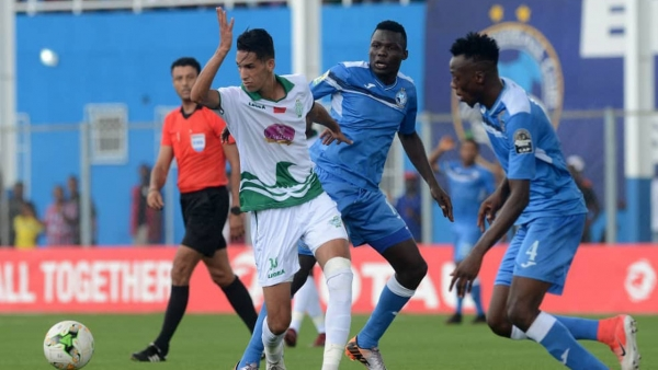 ENYIMBA FACE OFF TIGHT FIXTURE AGAINST RAJA