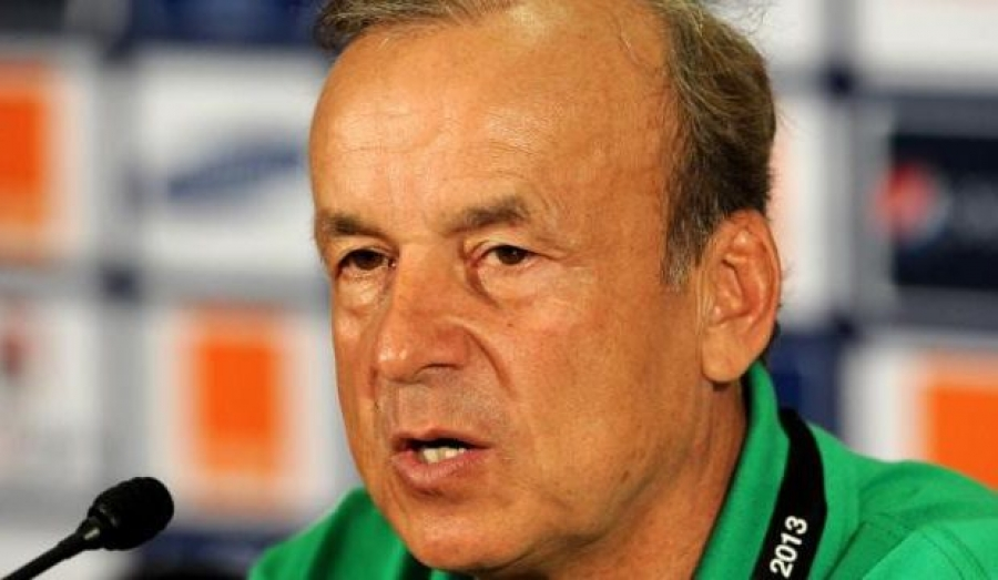 SUPER EAGLES MADE MISTAKES - RHOR