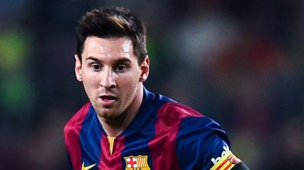 LIONEL MESSI has been crowned UEFA best player for 2014-2015 season.