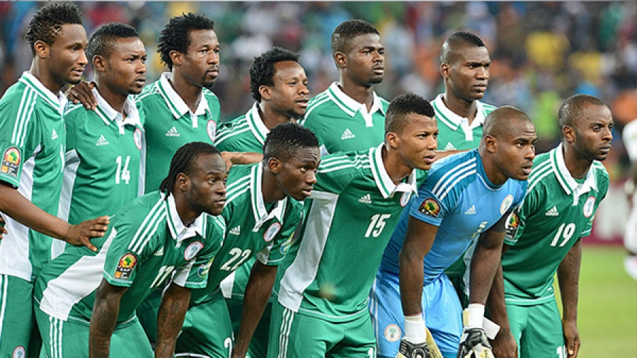 Nigeria's chance of qualifying for the 2017 Africa Cup of Nations is hanging in the balance.
