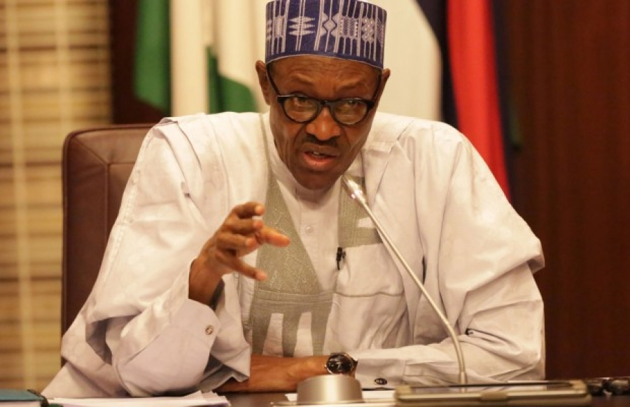 President BUHARI has pledged the continued commitment of his administration on corruption in the country