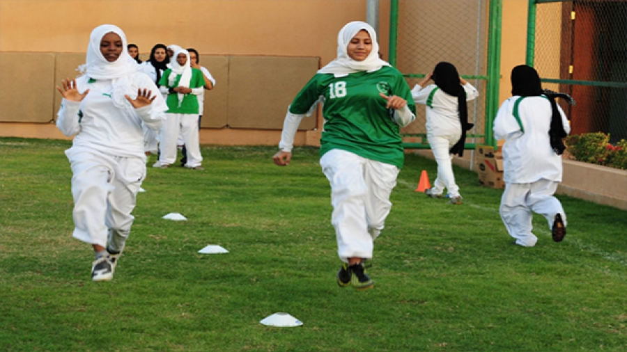 Saudi Women Allowed to Attend Sport Events for First Time in History