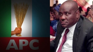 Rivers APC replies Gov Wike on attack on federal govt agencies.