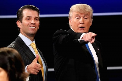 Donald Trump Jnr to appear before US senate committee.