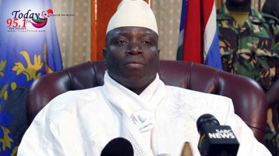 Gambia - 3 slammed with Sedition for Accusing the President