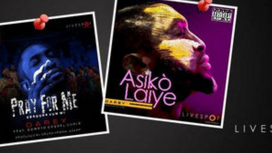 "Darey is Back With Two New Singles! Listen to ""Asiko Laiye"" feat. Olamide & ""Pray For Me"" feat. Soweto Gospel Choir"