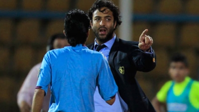 AHMED 'MIDO' HOSSAM is returning as Coach of Zamalek of Egypt for a second time.