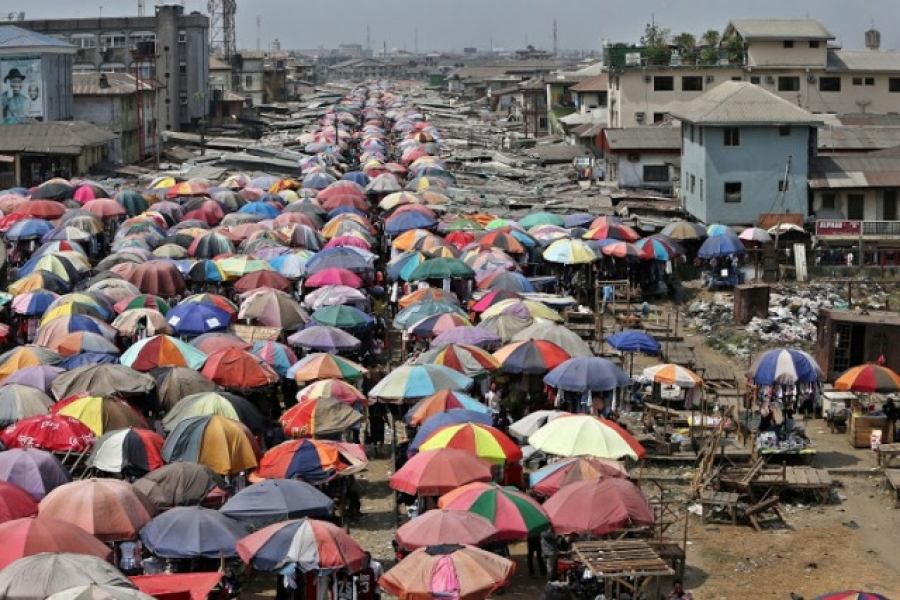 Usual boom in foodstuff and clothing lacking in portharcourt market