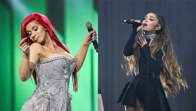 SHOCKING!!: CARDI B AND ARIANA GRANDE ARE BOTH 25 YEARS OLD