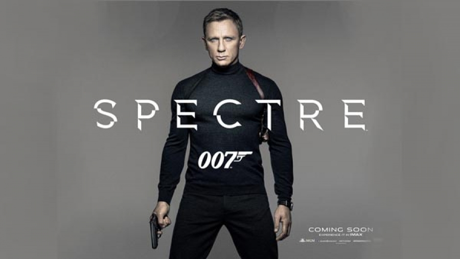 New Movie: James Bond is Back! Watch the Official Trailer for Spectre with Daniel Craig, Naomie Harris & More