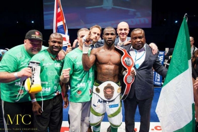 Reps hails Ekundayo over Boxing records.
