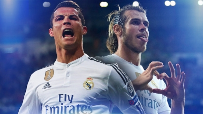 Ronaldo,Bale in Real Madrid Squad to play against Napoli.