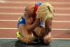 Russia stripped of 4x400m relay silver from London 2012 after Krivoshapka tested positive for steroid turinabol.