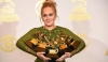 Adele takes grammy home,wins 5 awards.