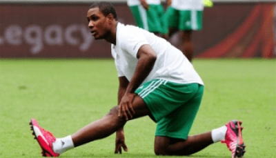 I GET PRESSURED A LOT BY DEFENDERS - IGHALO