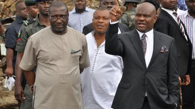 Another commissioner to exit Gov Wike's cabinet.