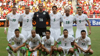 Algerian football clubs have been banned from signing foreign players because of a severe financial crisis caused by a plunge in oil revenues, the national football federation said yesterday.