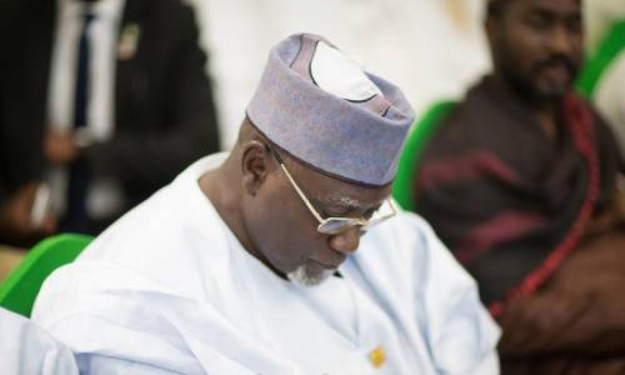 BREAKING NEWS!! OSINBANJO SACKS  D.S.S DIRECTOR GENERAL LAWAL DAURA
