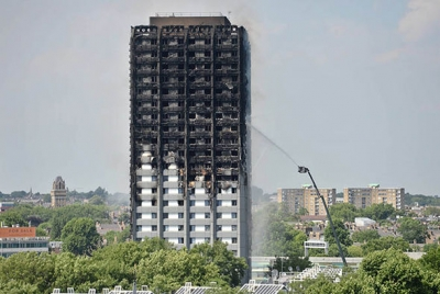 Grenfell Tower tragedy: Fire caused by Fridge Freezer.