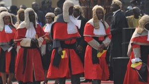 Twenty Ghanaian judges and magistrates have been sacked based of their conviction for bribery.