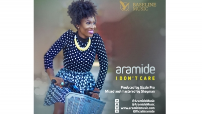 New Music: Aramide – I Don't Care