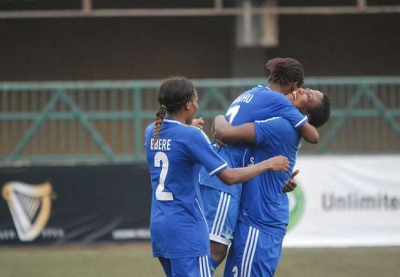 Rivers Angels secures 3-0 home win against Fc Robo.