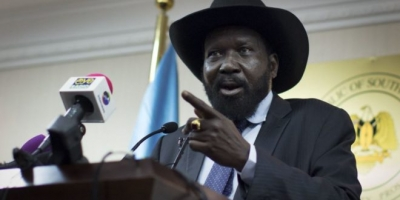 SOUTH SUDAN GOVERNMENT SIGNS A CEASE FIRE AGREEMENT TO END BLOODY WAR