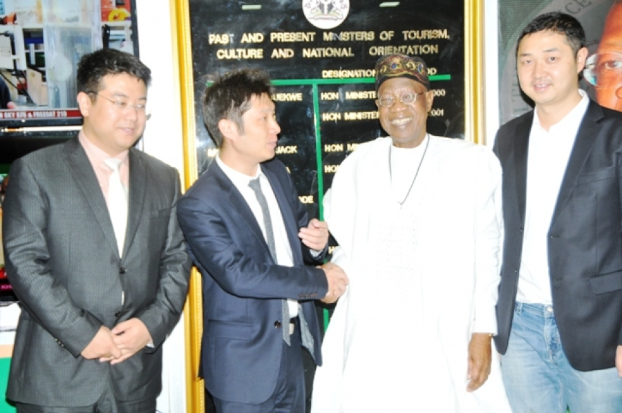 China Biggest Movie distribution signifies interest in Nollywood.