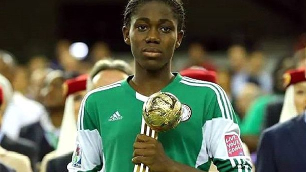 Nigeria's ASISAT OSHOALA looks set to complete move from Liverpool Ladies to Arsenal Ladies.
