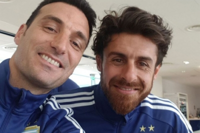 ARGENTINA APPOINT SCALONI & AIMAR AS CARETAKER MANAGERS