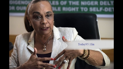 Community / Traditional leader's to be held accountable, Nigerian environmental and human rights activist Ann-Kio Briggs