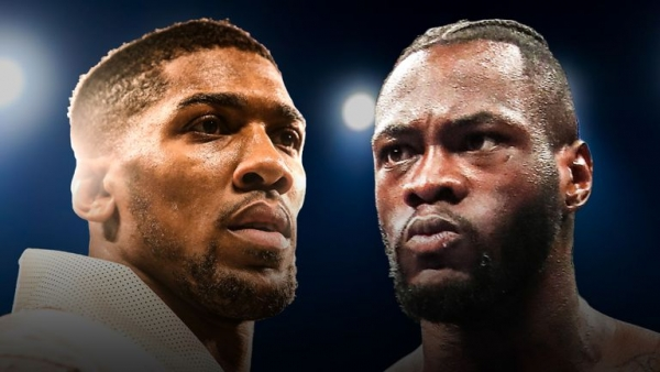 JOSHUA VS WILDER CLOSE- EDDIE HEARN