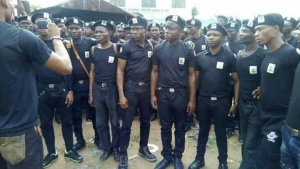VIGILANTE GROUP OF NIGERIA ARRESTS CULTISTS