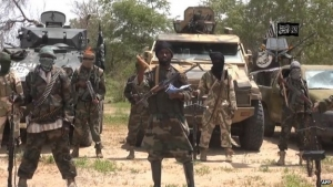 ISIS TRAIN FIGHTERS IN NIGERIA