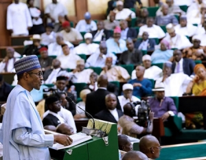 BUHARI TASKS THE NASS TO IMPROVE RELATIONSHIP WITH THE EXECUTIVE