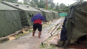 Legal Battle between Asylum Seekers and Australian Government as Australian Authorities Move to Close Refugee Camp in Papua New Guinea