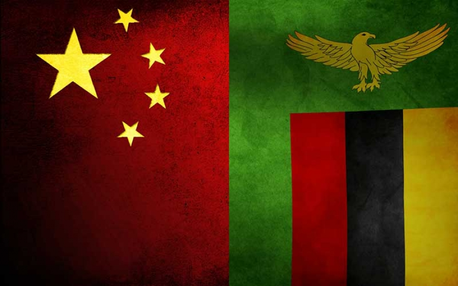CHINESE NATIONALS ARRESTED IN ZAMBIA
