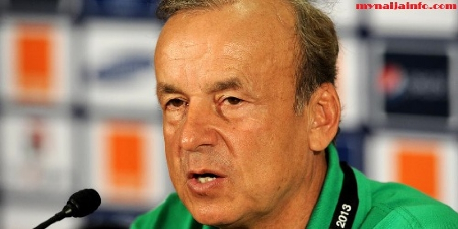 Rohr picks Ikeme,Onazi,ihenachor,others to play in Nigeria friendlies.