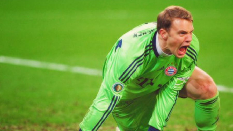 Bayern Goalkeeper Manuel Neuer to miss two games over foot Injury.