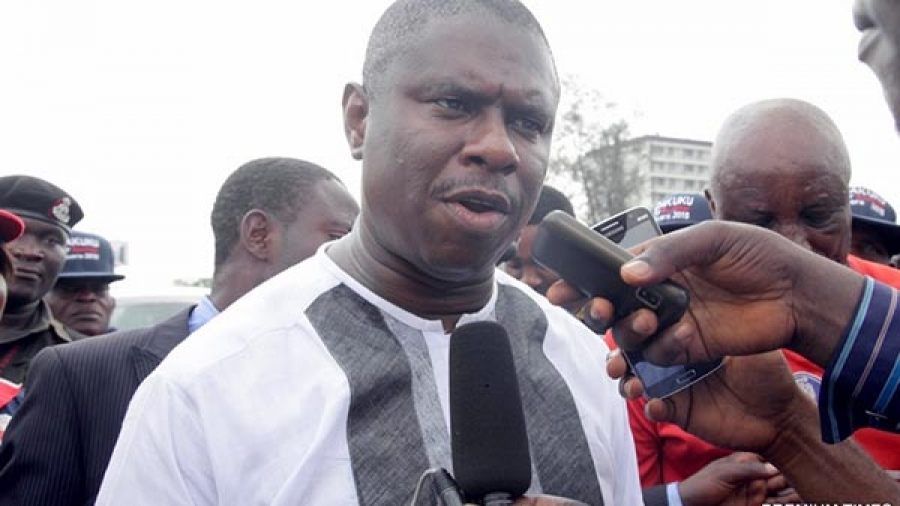 "Emeka Woke lash Dakuku for making"" unguarded statements  to gain political attention"" ."