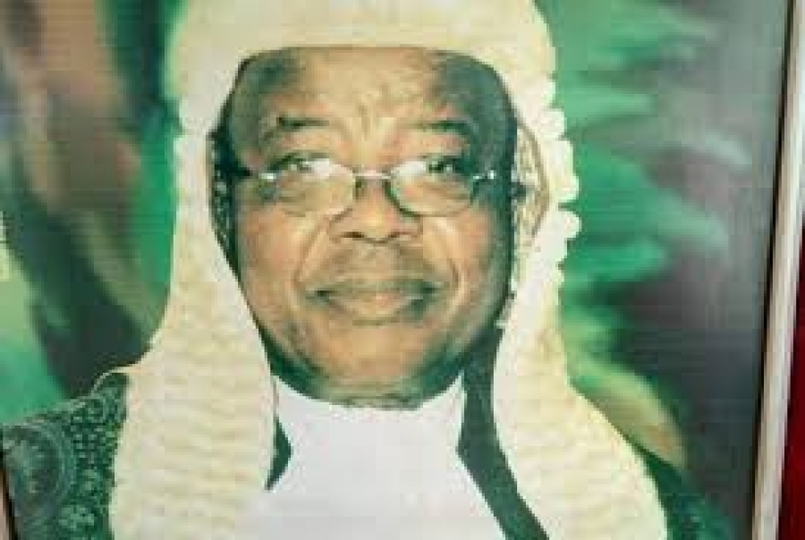 JUSTICE ADEREMI PASSES ON