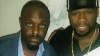 Jim Iyke hangs out with 50 Cents