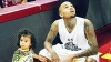 Chris Brown takes daughter Royalty to his basketball game