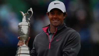 In the Golf rankings released yesterday, there were  no changes at the top with Jordan Spieth still less than a point away from world No 1 Rory McIlory, although the pair could switch places should Spieth win next week's WGC-Bridgestone Invitational.