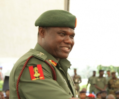 The Chief of Army Staff, Lieutenant General KENNETH MINIMAH has appealed to Nigerians to be patient with the military in the fight against Boko Haram insurgents in the north-east region of the country.