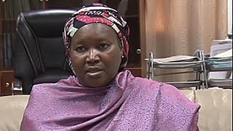 The Acting National Chairman of the Independent National Electoral Commission, AMINA ZAKARI has been speaking on the controversy generated by her appointment by President MUHAMMADU BUHARI.