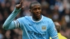 Yaya Toure inspired Manchester City to a dominant 3-0 victory at West Brom as £49m summer signing Raheem Sterling made his debut for the visitors.