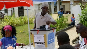 Low Turnout of Voters for Today's Presidential Election in Kenya