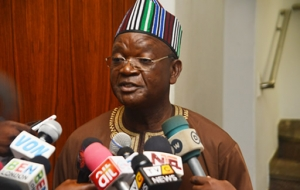 SAMUEL ORTOM TO DUMP THE APC
