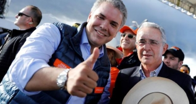 NEW COLOMBIA PRESIDENT IVÁN DUQUE PROMISES TO TACKLE CORRUPTION